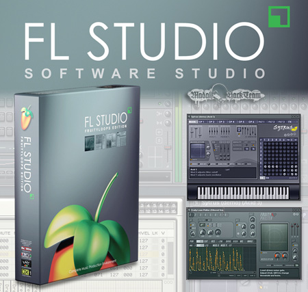 Скачать кряки для Fl Studio